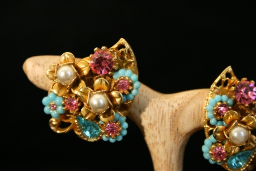 1960s Earrings by ART