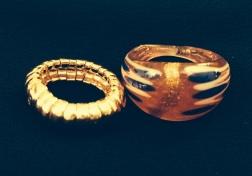 Rings: Links of London & French Flea Market