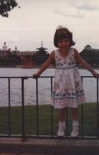 Epcot, Orlando, Florida 1987
