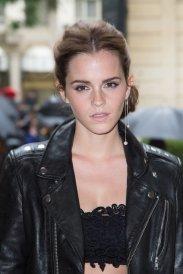 Emma Watson wearing Delfina Delettrez Image: Wireimage