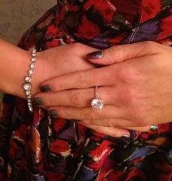 Bracelet: 1950s, Gemma Redmond Vintage Ring: 1990s, Gemma Redmond Vintage