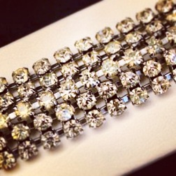 Bracelet: 1950s, Gemma Redmond Vintage