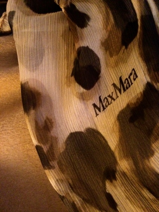 Scarf: MaxMara
